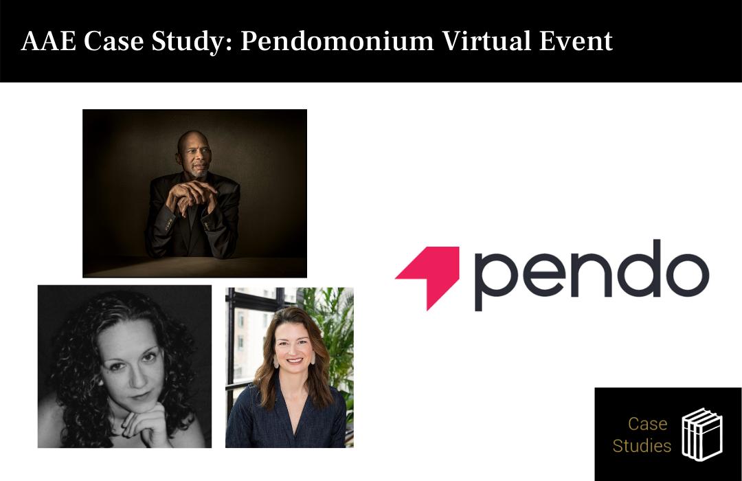 AAE Case Study: Pendomonium Virtual Event