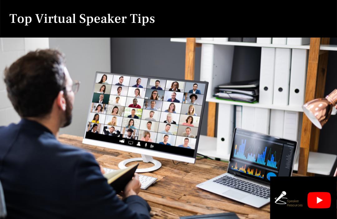 Top Virtual Speaker Tips Video