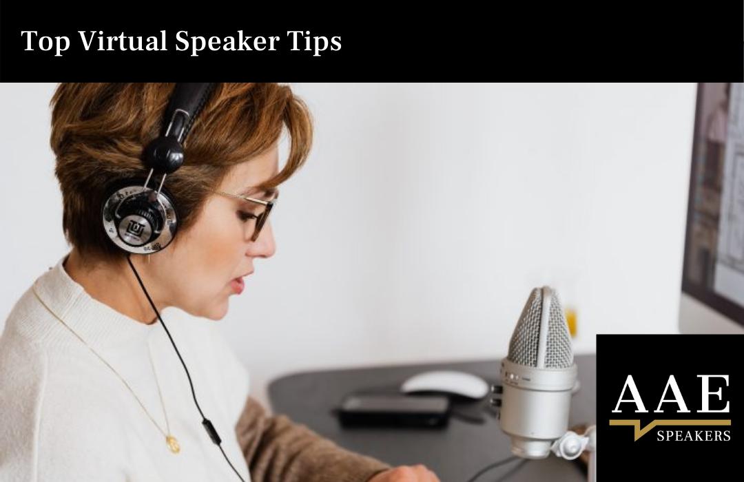 Top Virtual Speaker Tips