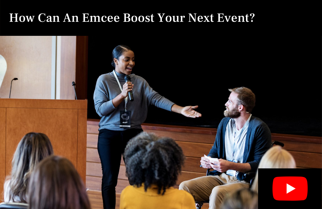 How Can An Emcee Boost Your Next Event