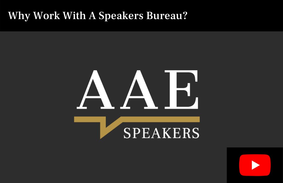 Why Work With A Speakers Bureau